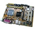 ASUS P5VD2-MX SE VIA P4M890 Intel 775 DDR2 Motherboard