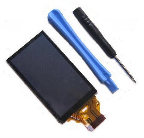 ... Screen Display SONY CYBER-SHOT DSC-T77 T-77 Camera Repair Replacement