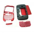 BlackBerry Curve 9300 9330 Red Cover Housing Mobile Phone Repair Part Replacement