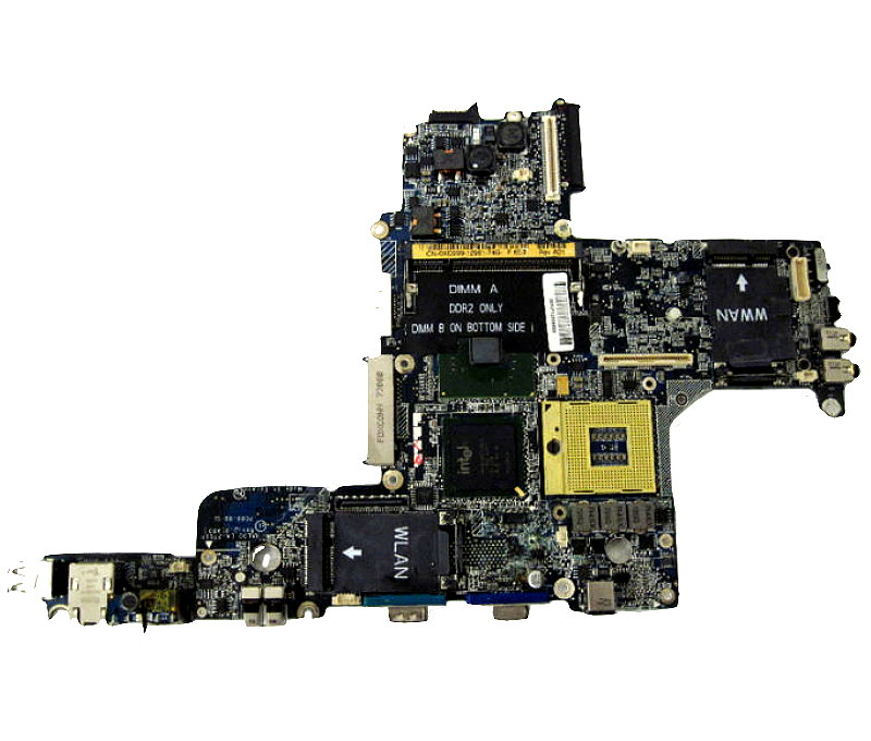 carte son dell latitude d620