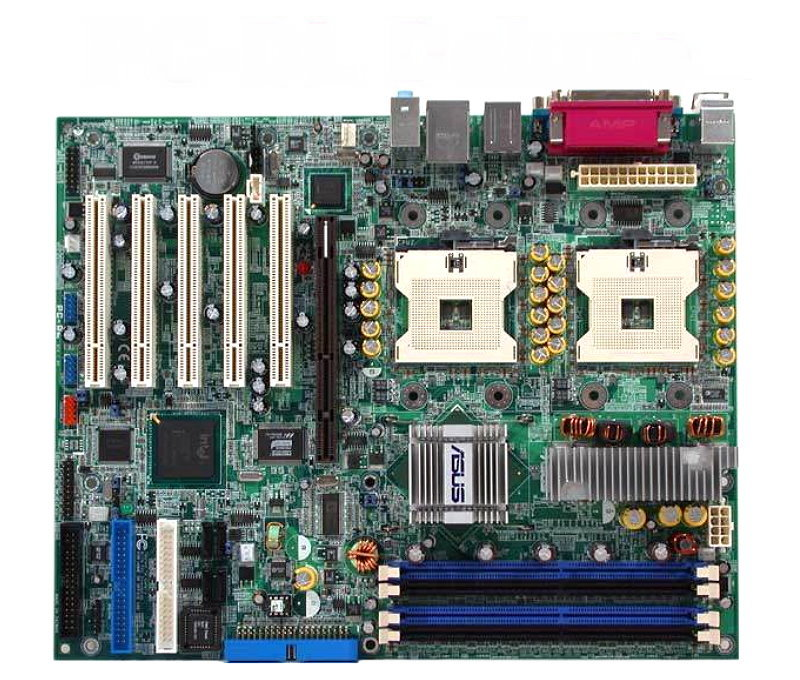 BIOS Chip:ASUS PC-DL DELUXE