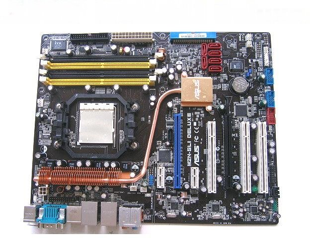 ASUS M2N SLI DELUXE CHIPSET DRIVER