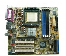 HP and Compaq Desktop PCs - Motherboard Specifications A8AE-LE (Amberine)