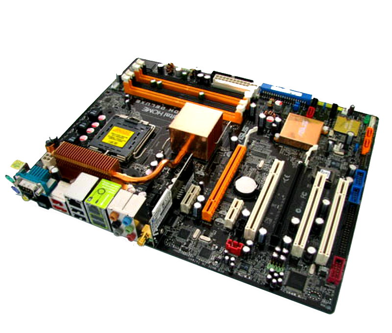 Deluxe p5w asus home driver dh digital