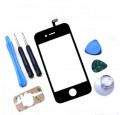 iPhone 4G LCD Touch Screen Digitizer Front Glass Lens Replacement